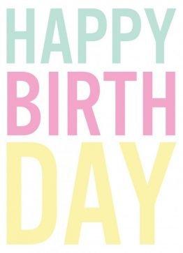 Happy birthday farver