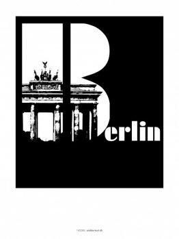 Plakater, byplakater, Berlin, 30x40 cm