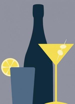 Cocktail - Festinvitation