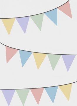 Vimpel - Fødselsdagskort
