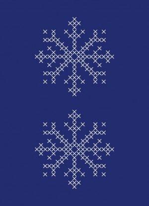 Snefnug - Julekort